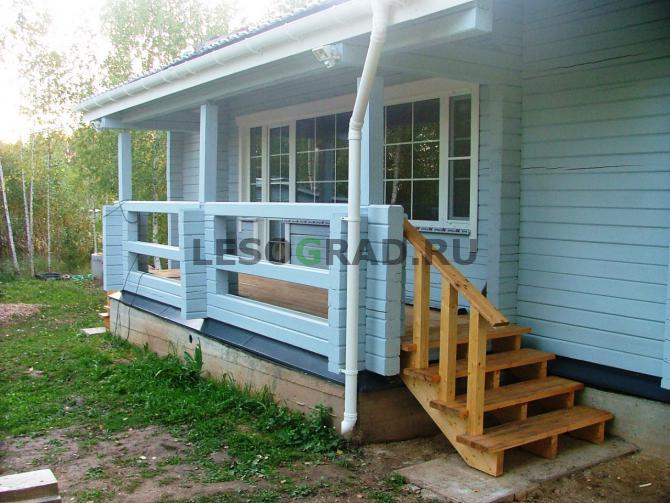 Фото крыльца к деревянному дому фото своими руками 62